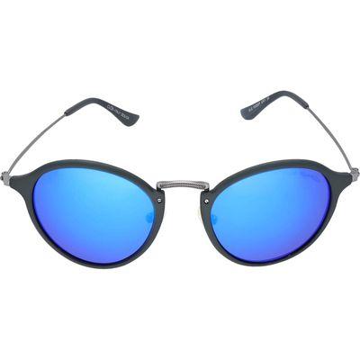 Lente con Micas Reflejantes en Color Azul