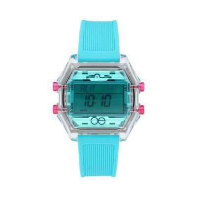Reloj Cloe en Color Turquesa