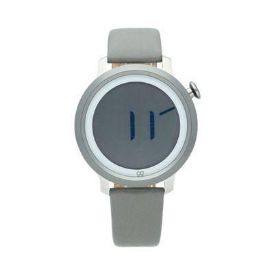 Reloj Cloe en Color Gris