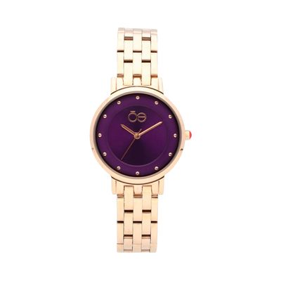 Reloj Cloe en Color Copper