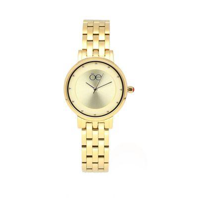 Reloj Cloe en Color Oro
