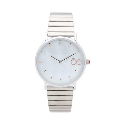 Reloj Cloe en Color Plata
