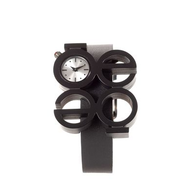 Reloj Cloe en Color Negro