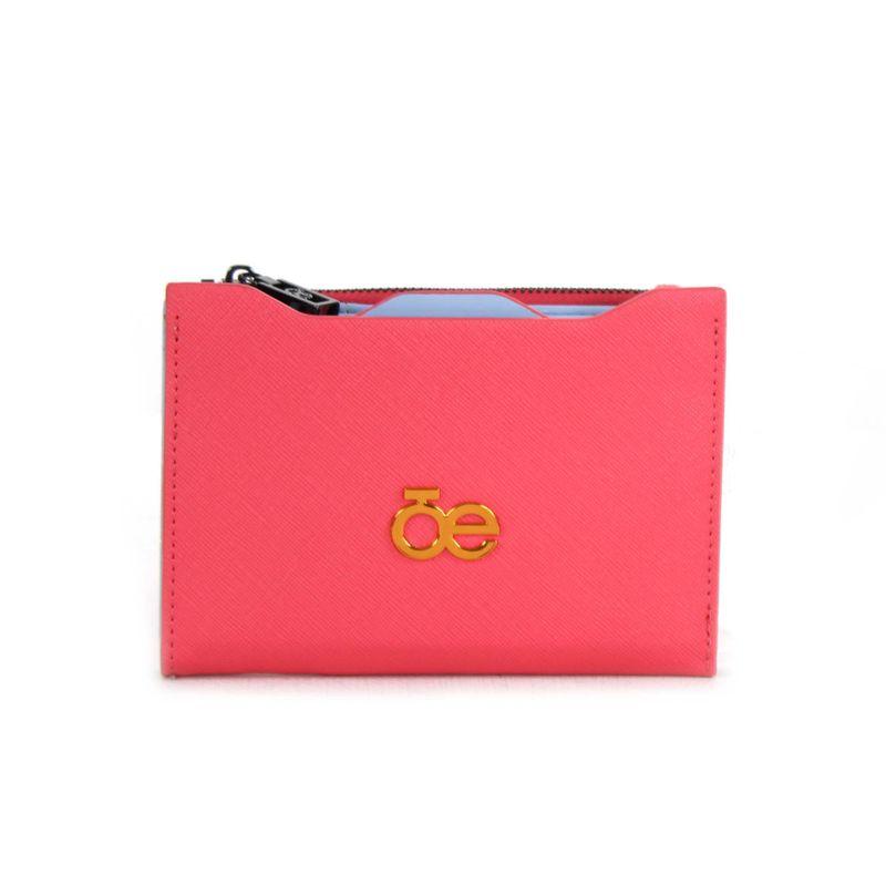 Cartera-2-en-1-en-Color-Coral-|-Cloe