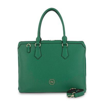 """Porta Laptop 15"""" en Color Verde"""