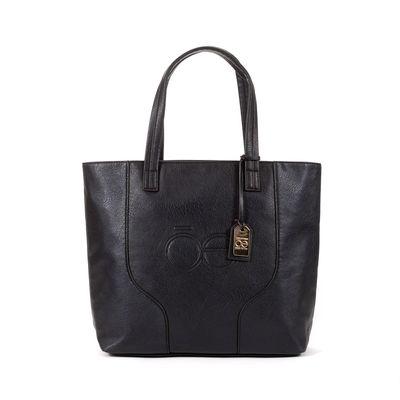 Bolsa Tote 3 en 1 en Color Negro-Gris