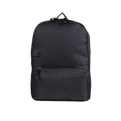 """Mochila Porta Laptop 16"""" con Cierres a Prueba de Agua en Color Negro"""