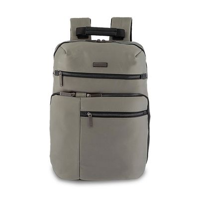 [SECOND 30OFF] Mochila Porta Laptop en Color Fango