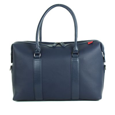 Duffle Bag Porta Laptop en Color Marino