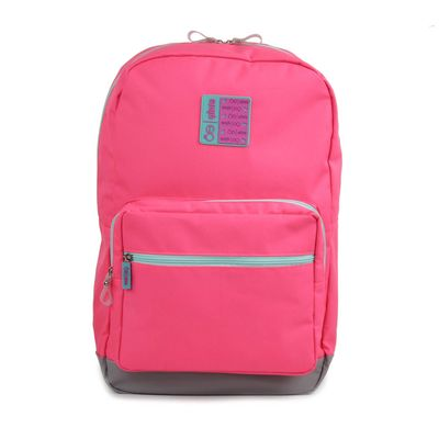 "Mochila Porta Laptop 14"" en Color Coral"