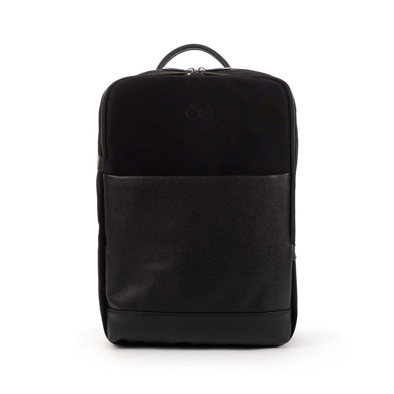 Mochila-Porta-Laptop-Uomo-en-Color-Negro-|-Cloe