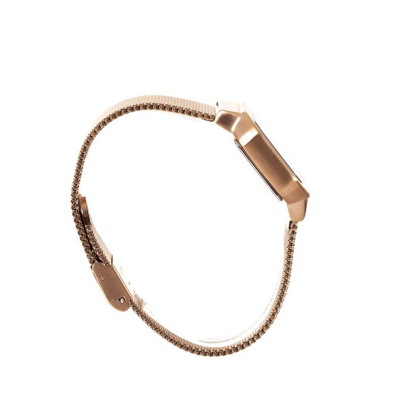 Reloj-Digital-de-Acero-Inoxidable-en-Color-Copper-|-Cloe