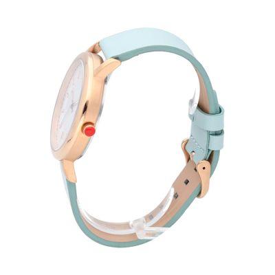 Reloj Cloe en Color Celeste