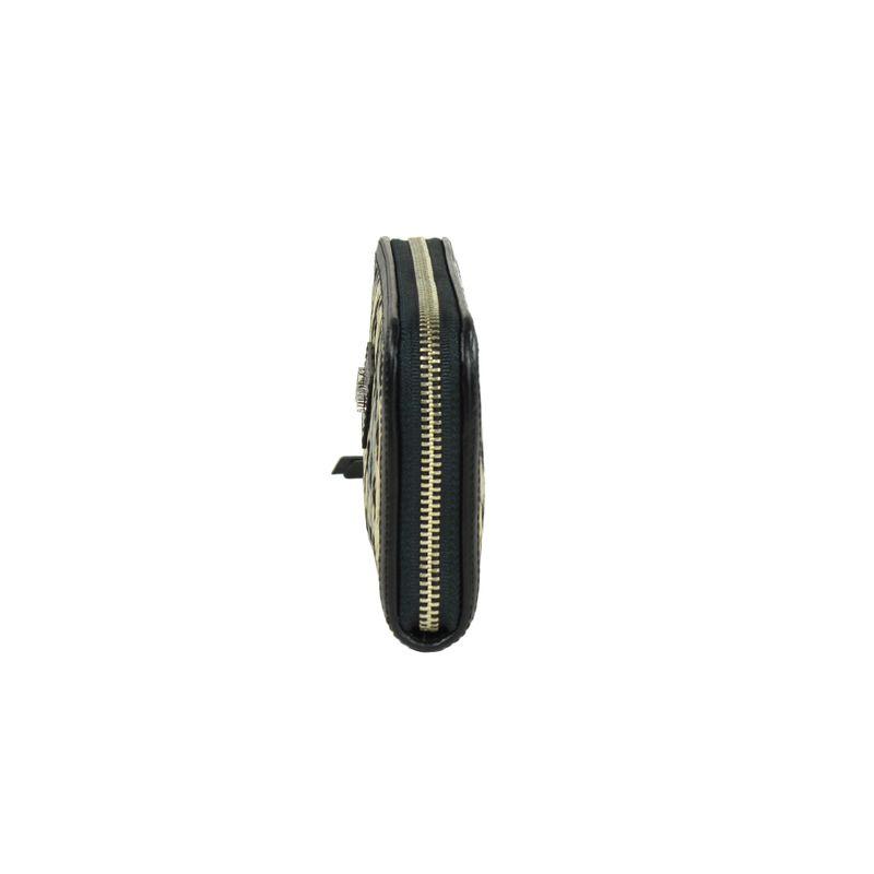 Cartera-Edicion-Limitada-hecha-con-Crin-de-Caballo-trenzado-en-Color-Negro-|-Cloe