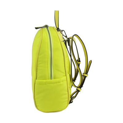 Mochila con Asas Intercambiables en Color Amarillo
