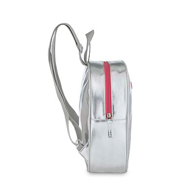 Mochila Cloe Girls Luna en Color Plata