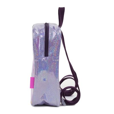 Mochila Cloe Girls Planetas en Color Morado