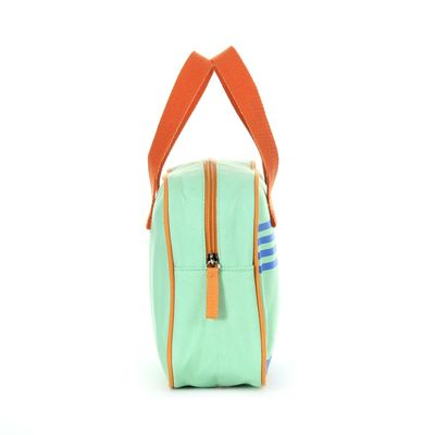 Bolsa Satchel Cloe Girls con Bordado en Color Menta