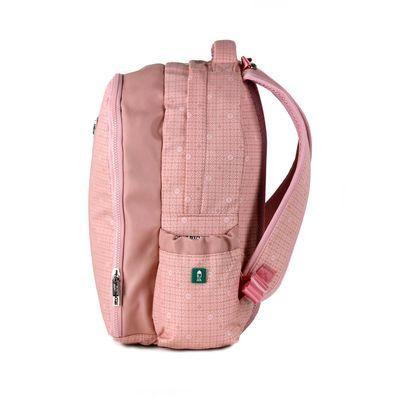 Pañalera tipo Mochila en Color Rosa