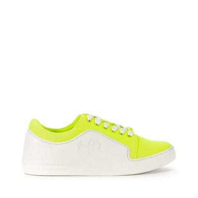 Tenis Neopreno y Rubber en Color Limon