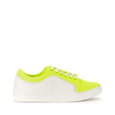 Tenis Neopreno y Rubber en Color Limón