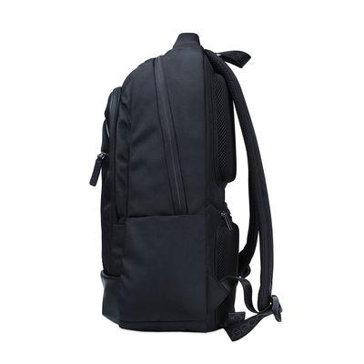 """Mochila Porta Laptop 15"""" Uomo Resistente Al Agua en Color Negro"""