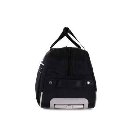 Duffle Bag con Ruedas en Color Negro