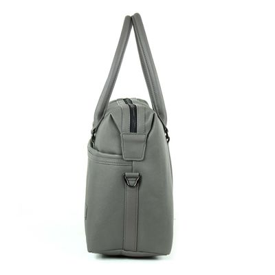 [SECOND 30OFF] Duffle bag Porta Laptop en Color Gris
