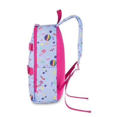 "Porta Laptop 16"" con Estampado en Color Azul"