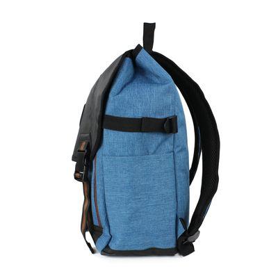 Mochila Sport a Prueba de Agua en Color Azul