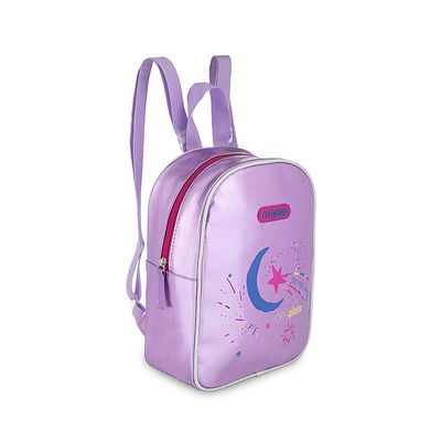 Mochila Cloe Girls Luna en Color Lila