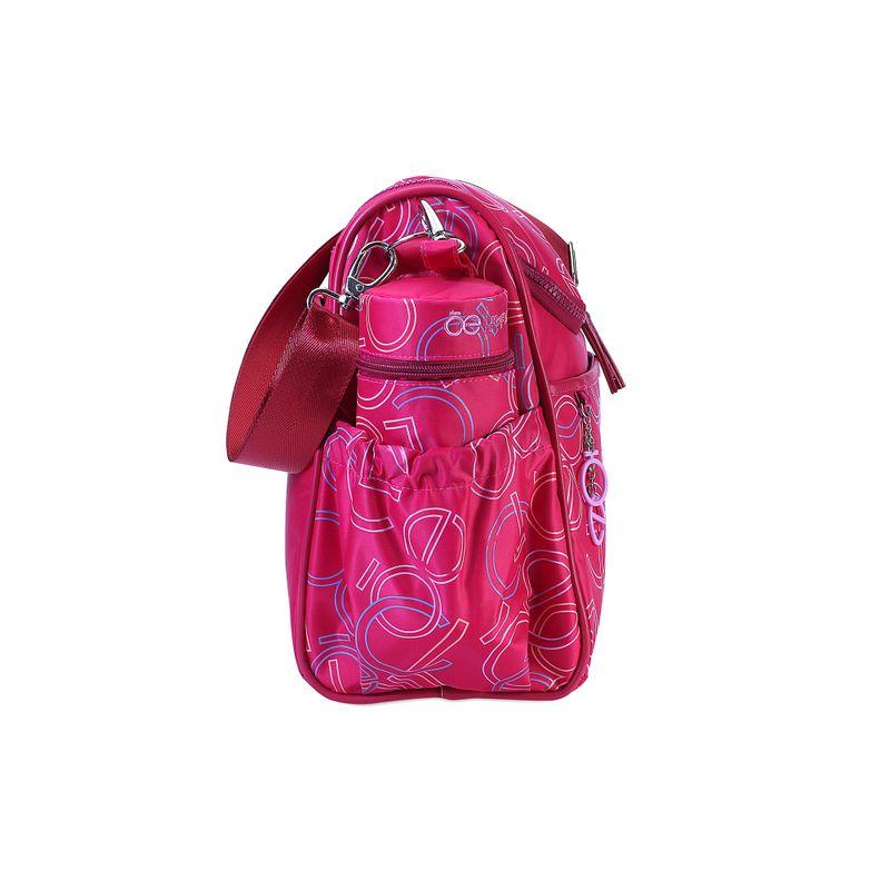 Pa�alera-Mom---Baby-con-cambiador-desplegable-en-Color-Magenta-|-Cloe