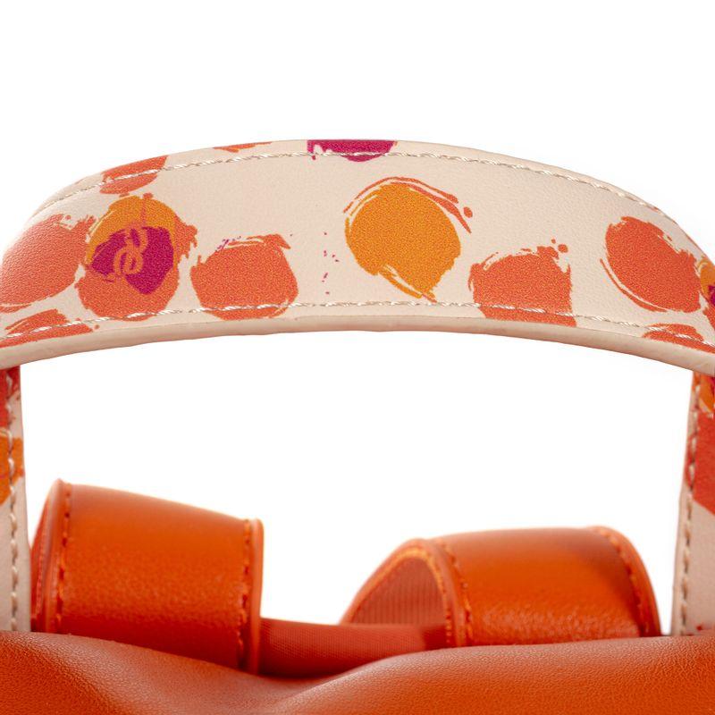 Pa�alera-Mochila-Mom---Baby-con-Cambiador-Incluido-en-Color-Naranja-|-Cloe