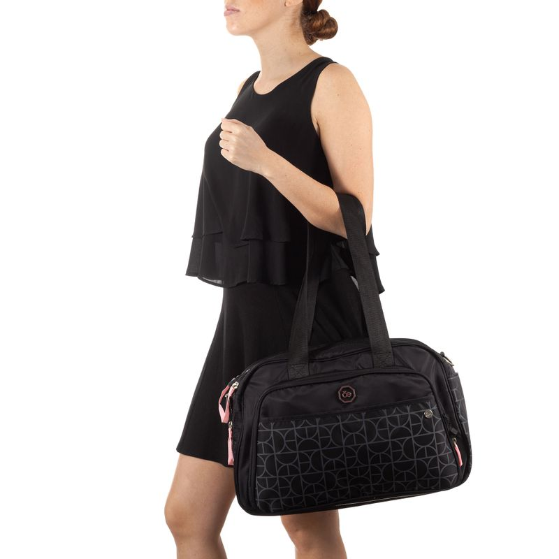 Pa�alera-Mom---Baby-con-cambiador-desplegable-en-Color-Negro-|-Cloe