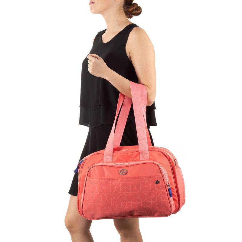 Pa�alera-Mom---Baby-con-cambiador-desplegable-en-Color-Coral-|-Cloe