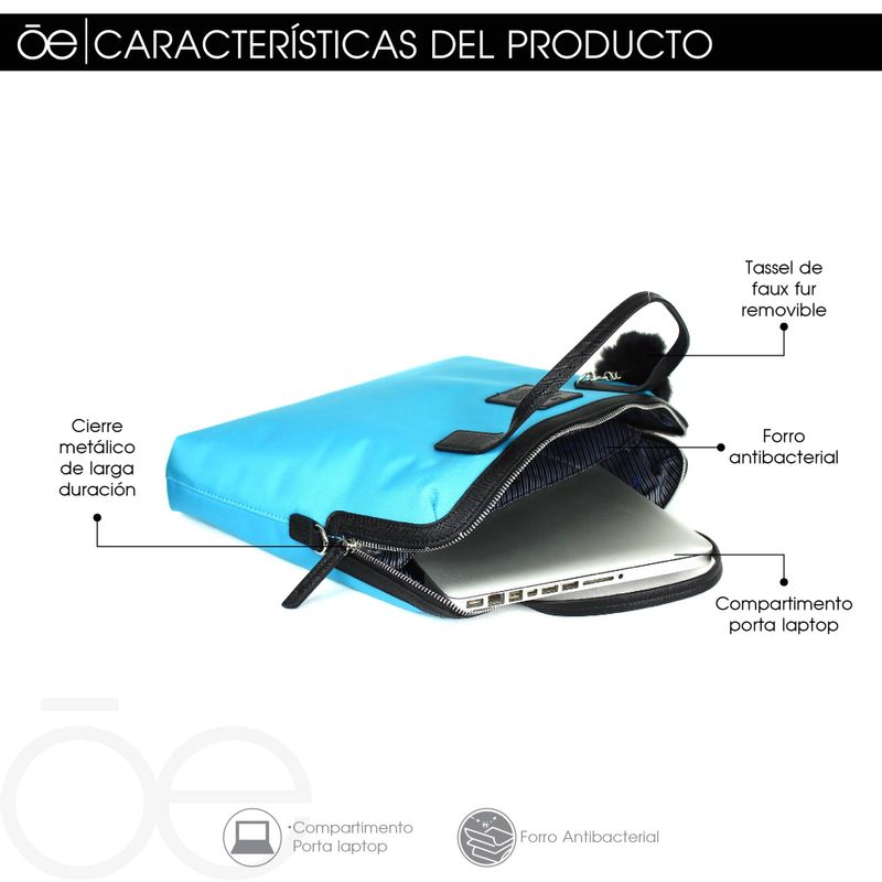 Porta-Laptop-de-Poliester-en-Color-Negro-|-Cloe