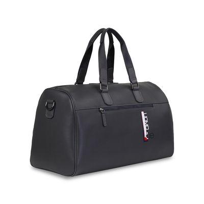 Maleta Duffle Bag Uomo de Piel en Color Marino