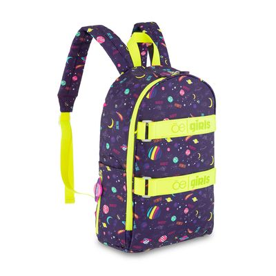 "Porta Laptop 16"" con Estampado en Color Morado"