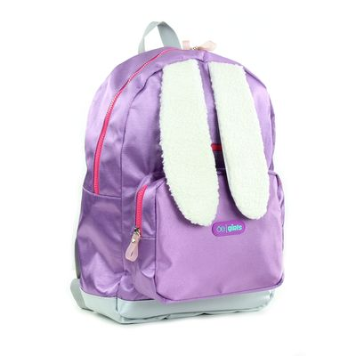 Mochila Cloe Girls en Color Lila