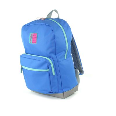 "Mochila Porta Laptop 14"" en Color Electrico"