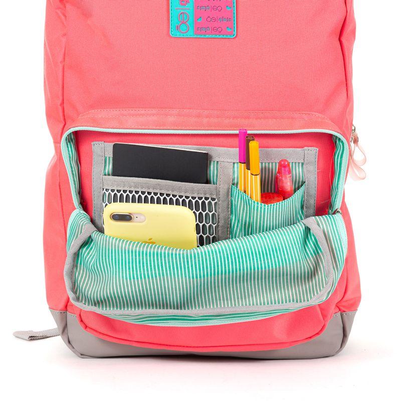 Mochila-Porta-Laptop-14--en-Color-Coral-|-Cloe