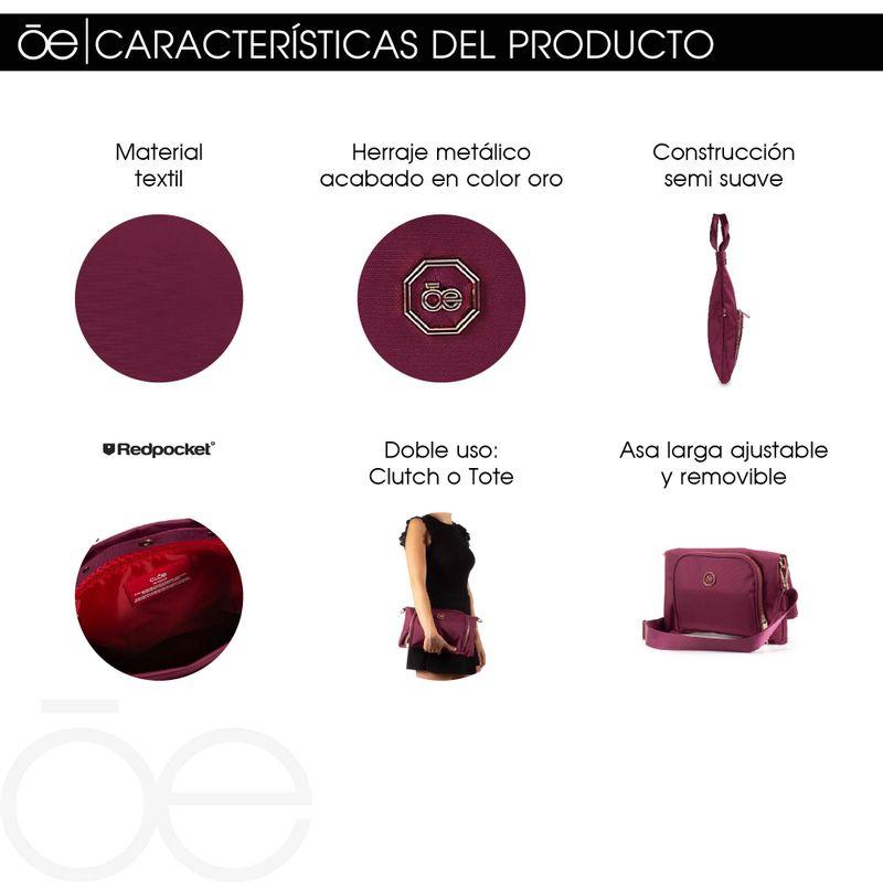 Bolsa-Tote-Detalles-Metalicos-en-Color-Tinto-|-Cloe