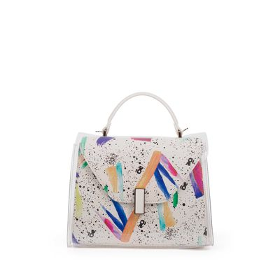 Bolsa Briefcase con Mica Transparente