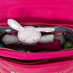 Pa�alera-Mochila-Mom---Baby-con-Cambiador-Incluido-en-Color-Magenta-|-Cloe
