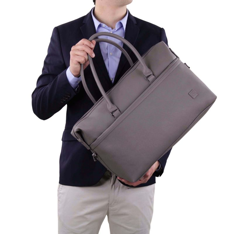 Duffle-bag-Porta-Laptop-en-Color-Gris-|-Cloe