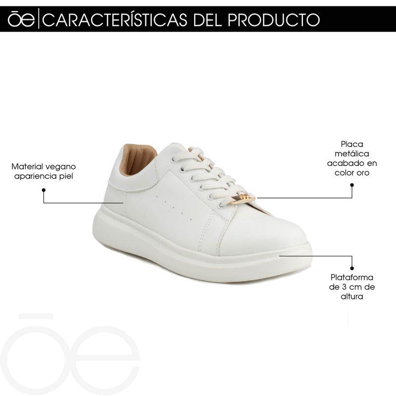 Tenis-con-Plataforma-en-Color-Blanco-|-Cloe