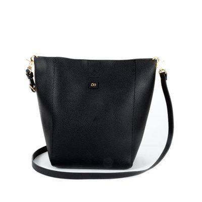 Bolsa Tote Cloe Color Negro