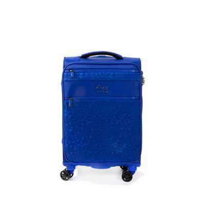 """Maleta de cabina 20"""" color azul eléctrico"""