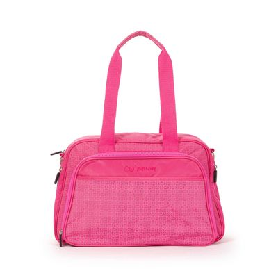Pañalera Duffle Bag Con Varios Compartimentos