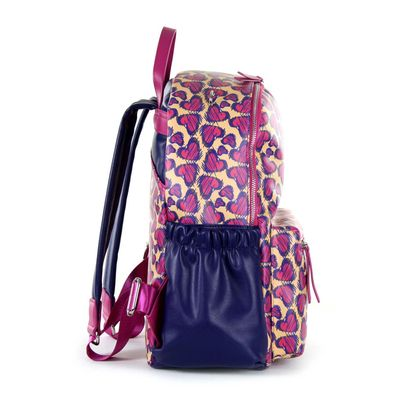 Pañalera Backpack Cloe By Agatha Ruiz De La Prada Azul